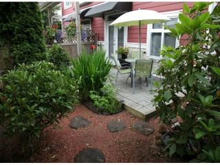 "Photo 18: # 16 4388 BAYVIEW ST in Richmond: Steveston South Townhouse for sale in ""PHOENIX POND AT IMPERIAL LANDING"" : MLS®# V1014696"