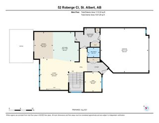 Photo 44: 52 Roberge Close: St. Albert House for sale : MLS®# E4256674