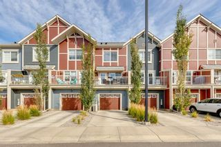 Photo 1: 10 Marquis Lane SE in Calgary: Mahogany Row/Townhouse for sale : MLS®# A1142989