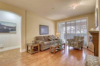 """Photo 2: 107 16421 64 Avenue in Surrey: Cloverdale BC Condo for sale in """"St. Andrews"""" (Cloverdale)  : MLS®# R2458467"""