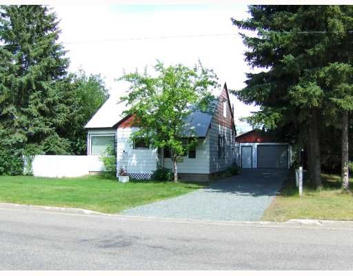 Main Photo: 1030 BURDEN Street in Prince_George: N72CE House for sale (PG City Central (Zone 72))  : MLS®# N174511