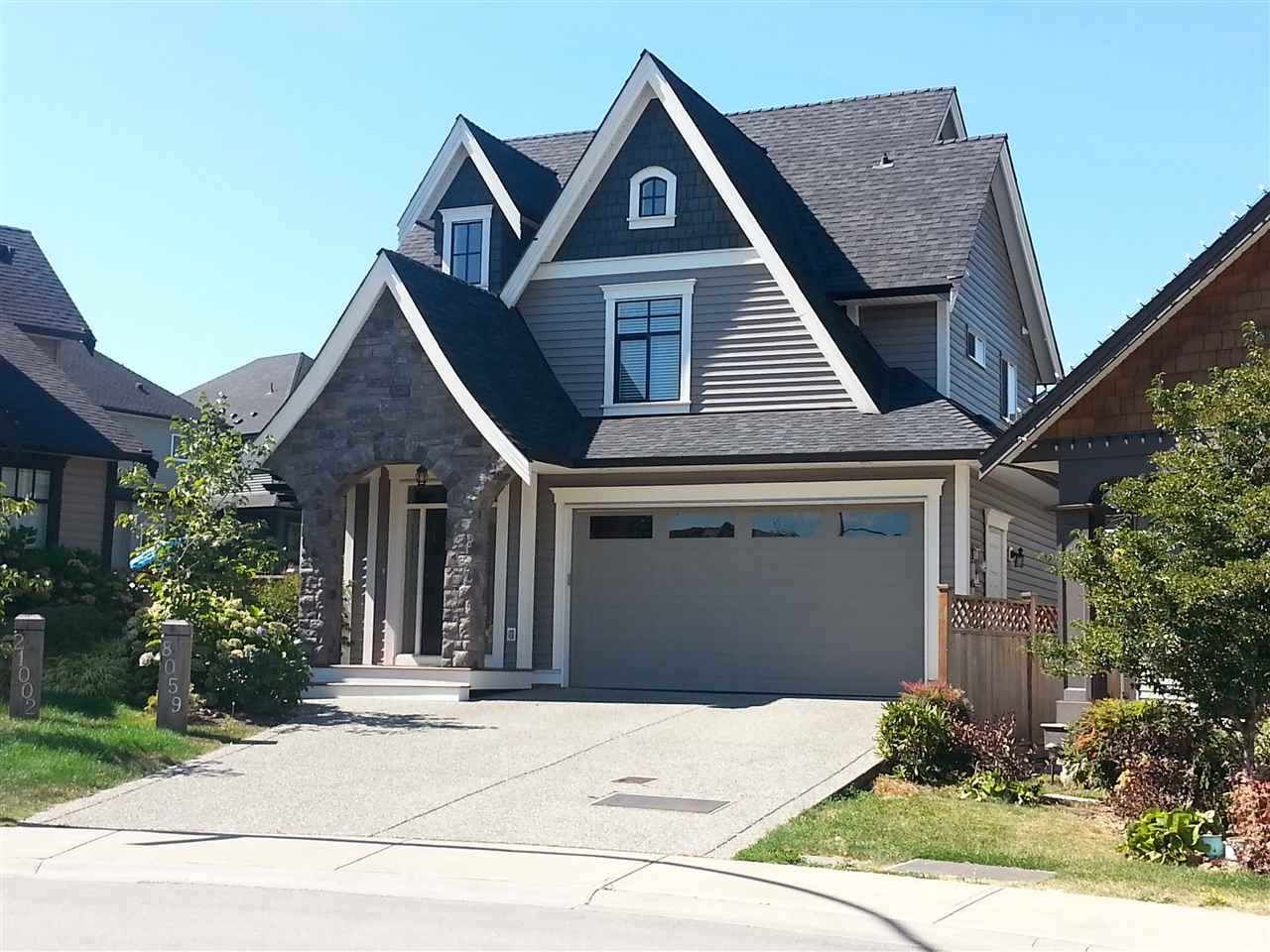 Main Photo: 8059 210 STREET in Langley: Willoughby Heights House for sale : MLS®# R2417539
