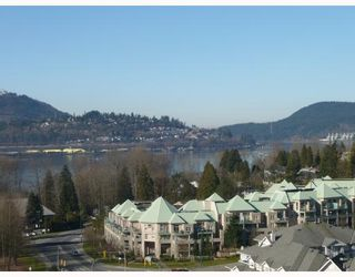 """Photo 1: 1501 290 NEWPORT Drive in Port_Moody: North Shore Pt Moody Condo for sale in """"THE SENTINEL"""" (Port Moody)  : MLS®# V689879"""