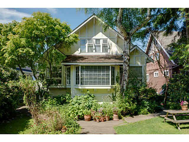 Main Photo: 2567 YORK AVENUE in : Kitsilano Townhouse for sale (Vancouver West)  : MLS®# V1127589