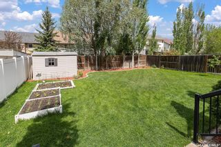 Photo 37: 718 Greaves Crescent in Saskatoon: Willowgrove Residential for sale : MLS®# SK810497