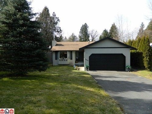 Main Photo: 7865 THRASHER Street in Mission: Mission BC Home for sale ()  : MLS®# F1205192