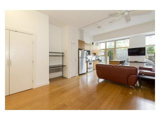 """Photo 3: 105 205 E 10TH Avenue in Vancouver: Mount Pleasant VE Condo for sale in """"The Hub"""" (Vancouver East)  : MLS®# V1082695"""