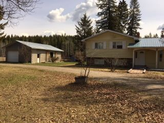 "Main Photo: 4783 LEFLAR Road in Quesnel: Quesnel Rural - South House for sale in ""KERSLEY"" (Quesnel (Zone 28))  : MLS®# R2364577"