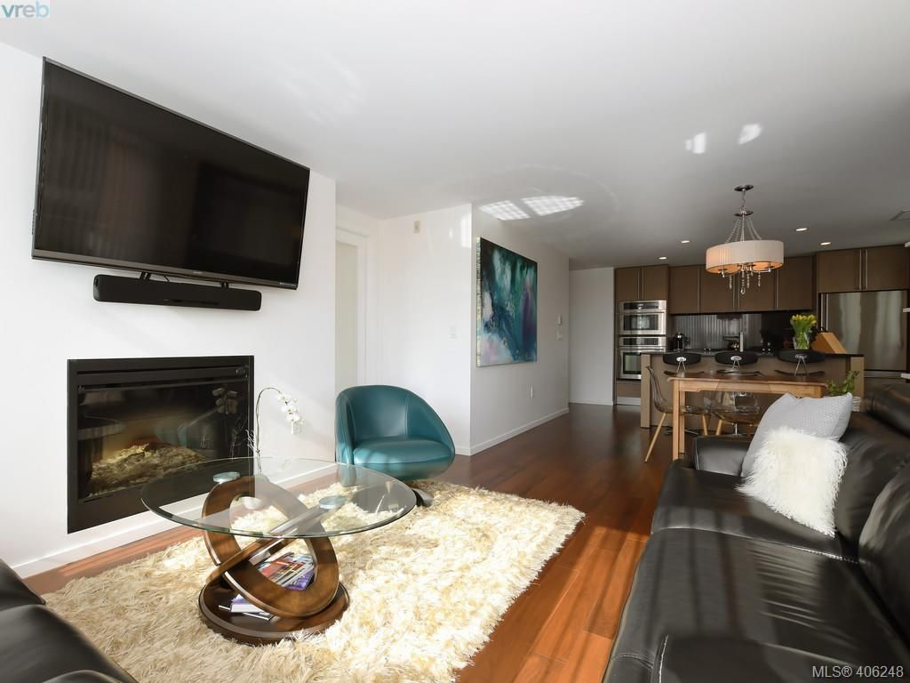 Photo 5: Photos: TH3 100 Saghalie Rd in VICTORIA: VW Songhees Row/Townhouse for sale (Victoria West)  : MLS®# 807394