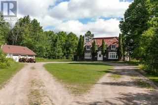 Photo 1: 996 CHETWYND Road in Burk's Falls: House for sale : MLS®# 40132306