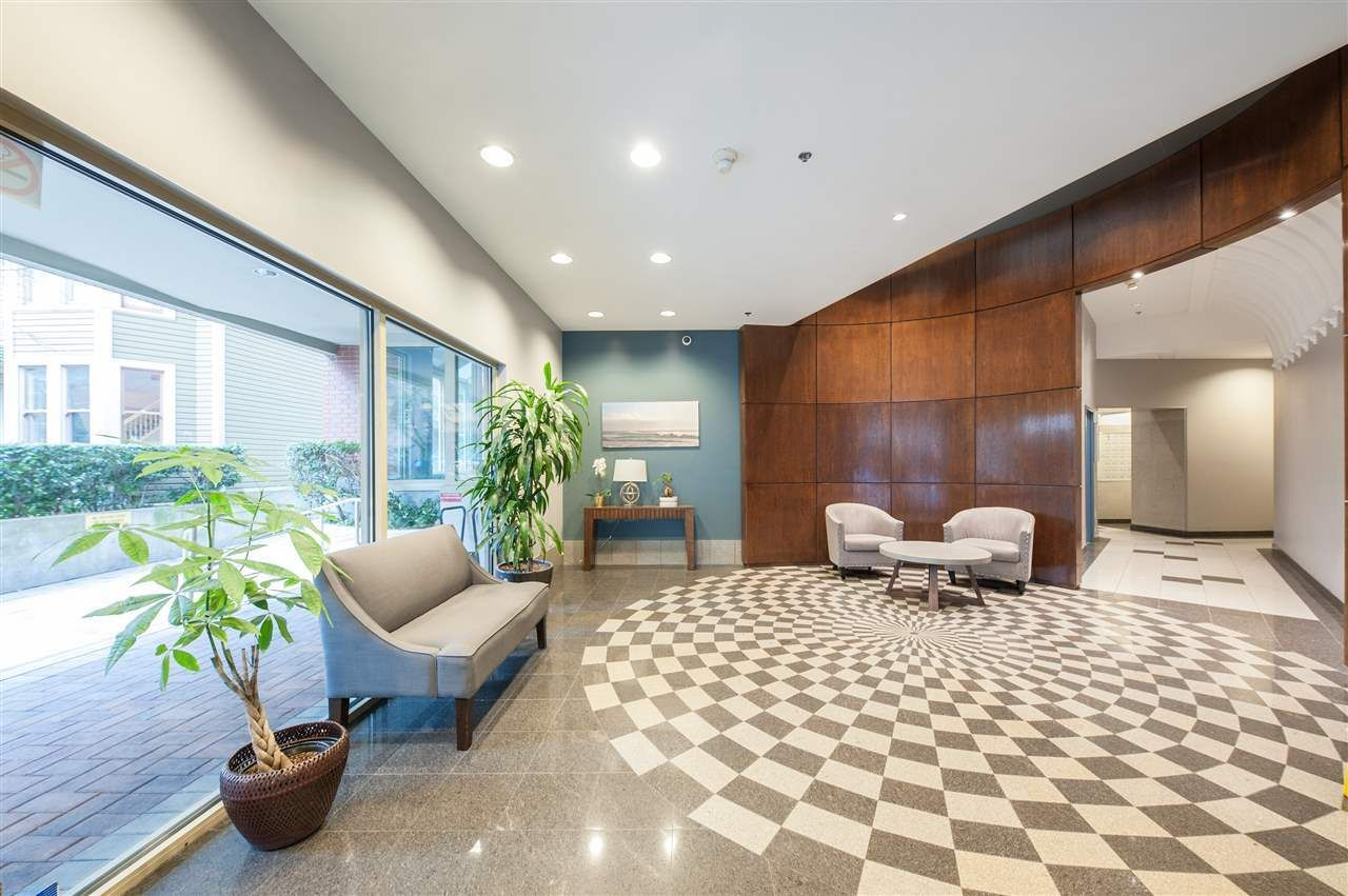 Main Photo: 1009 819 HAMILTON Street in Vancouver: Downtown VW Condo for sale (Vancouver West)  : MLS®# R2541998