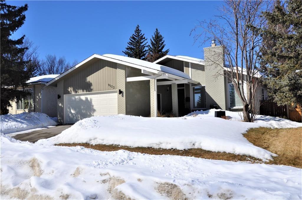 Main Photo: 9523 OAKFIELD Drive SW in Calgary: Oakridge House for sale : MLS®# C4174416