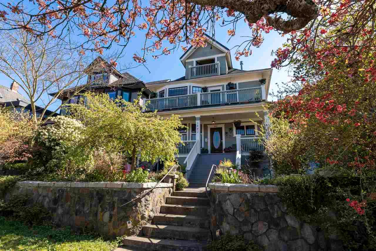 Main Photo: 1842 PARKER Street in Vancouver: Grandview Woodland Business with Property for sale (Vancouver East)  : MLS®# C8037929