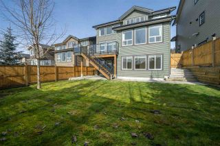 Photo 28: 1507 SHORE VIEW Place in Coquitlam: Burke Mountain House for sale : MLS®# R2542292