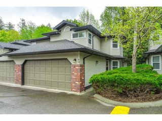 """Photo 1: 88 36060 OLD YALE Road in Abbotsford: Abbotsford East Townhouse for sale in """"MOUNTAIN VIEW VILLAGE"""" : MLS®# R2574310"""