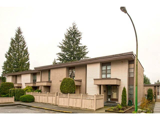 "Main Photo: 109 13786 103RD Avenue in Surrey: Whalley Townhouse for sale in ""THE MEADOWS"" (North Surrey)  : MLS®# F1431821"