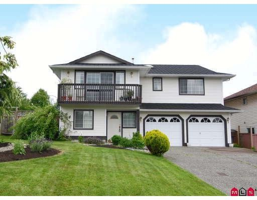 Main Photo: 8841 213A Place in Langley: Walnut Grove House for sale : MLS®# F2817601