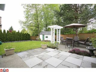 Photo 10: 18049 63RD Avenue in Surrey: Cloverdale BC House for sale (Cloverdale)  : MLS®# F1211606