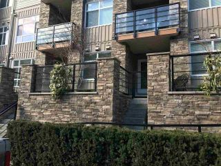 Photo 1: 103 2495 WILSON AVENUE in Port Coquitlam: Central Pt Coquitlam Condo for sale : MLS®# R2447959