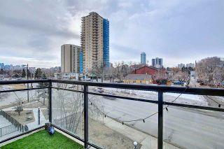 Photo 35: 349 10403 122 Street in Edmonton: Zone 07 Condo for sale : MLS®# E4231487