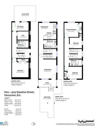 Photo 3: 4515 NANAIMO Street in Vancouver: Victoria VE 1/2 Duplex for sale (Vancouver East)  : MLS®# R2528823