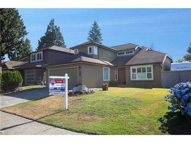 "Main Photo: 6444 WOODGLEN Street in Delta: Sunshine Hills Woods House for sale in ""SUNSHINE HILLS"" (N. Delta)  : MLS®# F1445409"