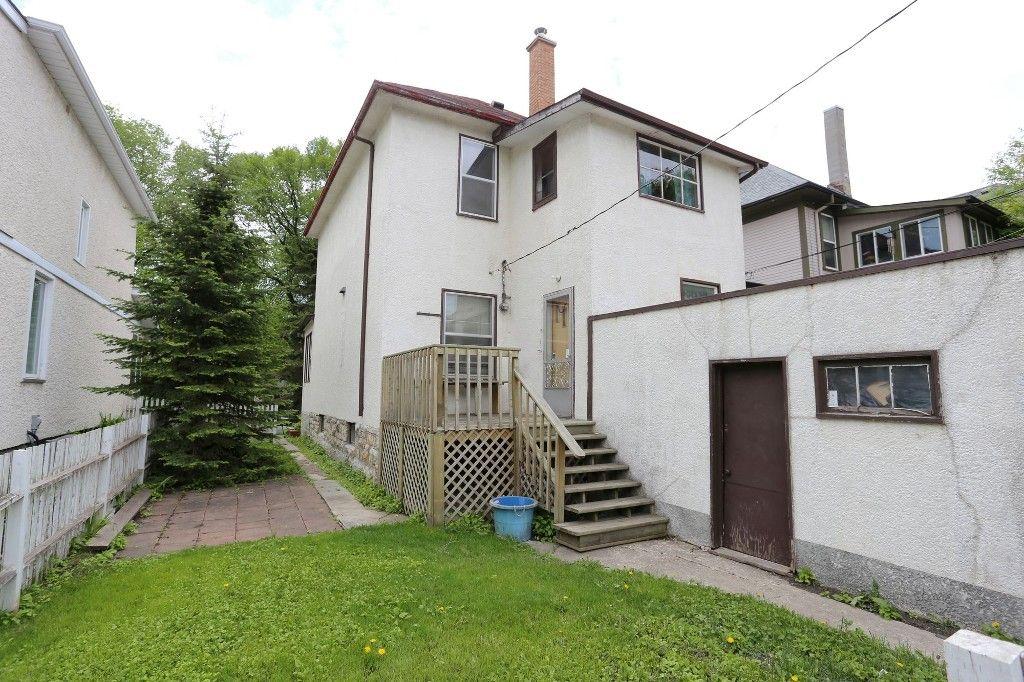 Photo 22: Photos: 1205 Wolseley Avenue in Winnipeg: Wolseley Single Family Detached for sale (5B)  : MLS®# 1713764