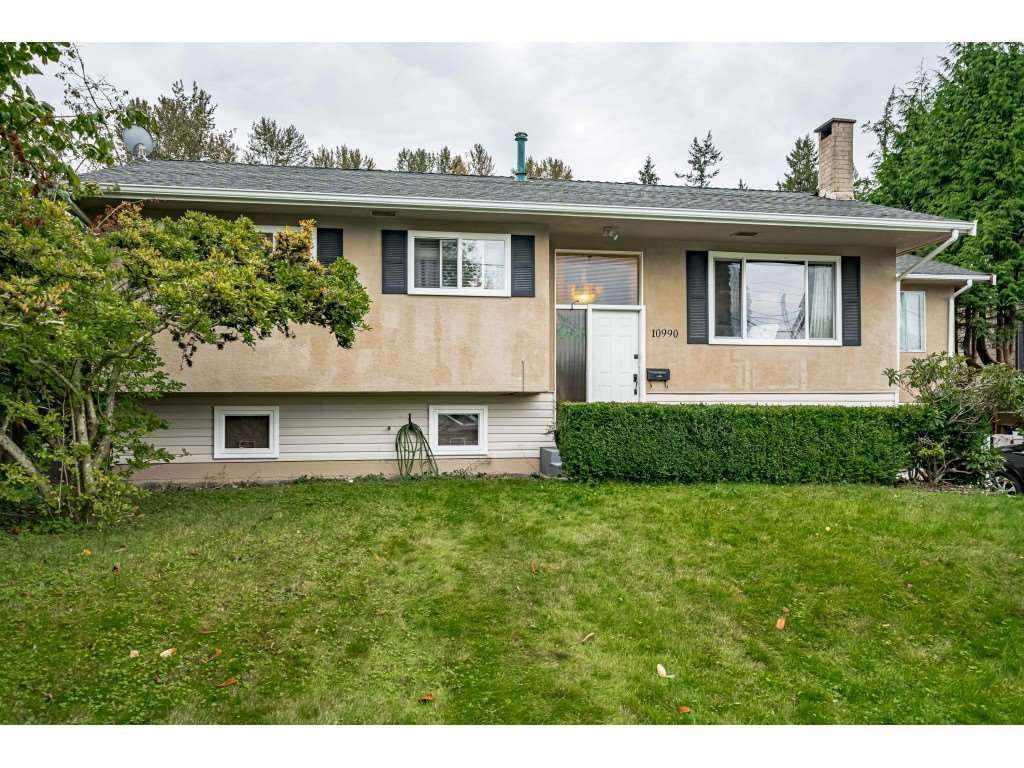 Main Photo: 10990 86A Avenue in Delta: Nordel House for sale (N. Delta)  : MLS®# R2509714