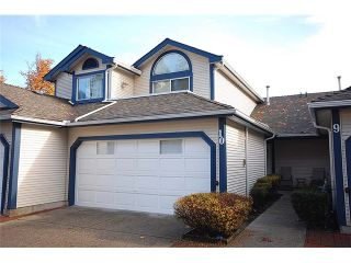 Photo 2: 10 1560 PRINCE Street in Port Moody: College Park PM Townhouse for sale : MLS®# V980048