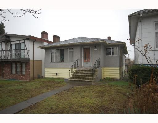 Main Photo: 1080 55th Avenue in Vancouver: South Vancouver House for sale (Vancouver East)  : MLS®# V808457
