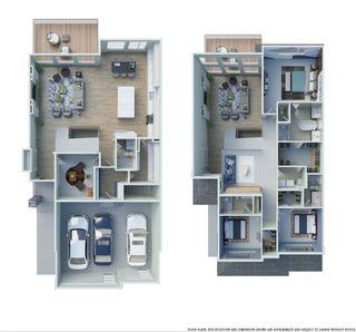 Photo 3: 2947 KOSTASH Drive SW in Edmonton: Zone 56 House for sale : MLS®# E4236608