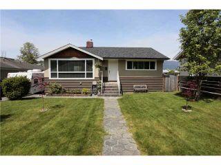 "Photo 1: 7025 RIDGE Drive in Burnaby: Westridge BN House for sale in ""WESTRIDGE"" (Burnaby North)  : MLS®# V949124"