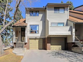 Photo 1: 27 3302 50 Street NW in Calgary: Varsity Row/Townhouse for sale : MLS®# A1091443