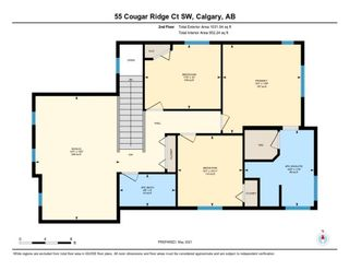 Photo 36: 55 Cougar Ridge Court SW in Calgary: Cougar Ridge Detached for sale : MLS®# A1110903