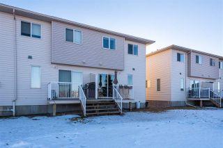 Photo 21: #23 451 Hyndman CR in Edmonton: Zone 35 Townhouse for sale : MLS®# E4228205