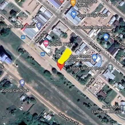 Main Photo: 22 Highway Avenue East in Preeceville: Lot/Land for sale : MLS®# SK850856