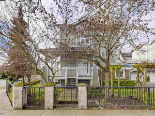"Main Photo: 4 3799 GRANVILLE Avenue in Richmond: Terra Nova Townhouse for sale in ""TERRA NOVA GARDENS"" : MLS®# R2537207"