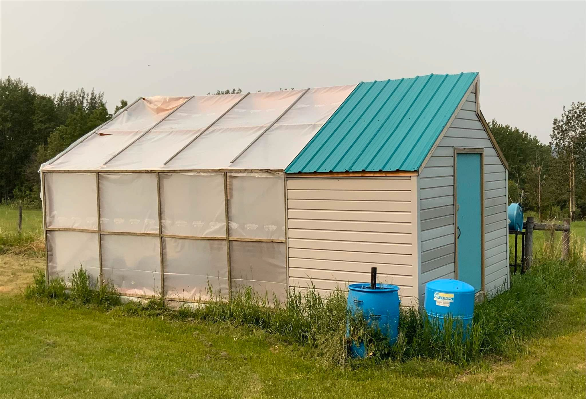 """Photo 17: Photos: 1206 GARCIA Road in Fort St. John: Fort St. John - Rural E 100th Manufactured Home for sale in """"GARCIA ROAD"""" (Fort St. John (Zone 60))  : MLS®# R2597287"""