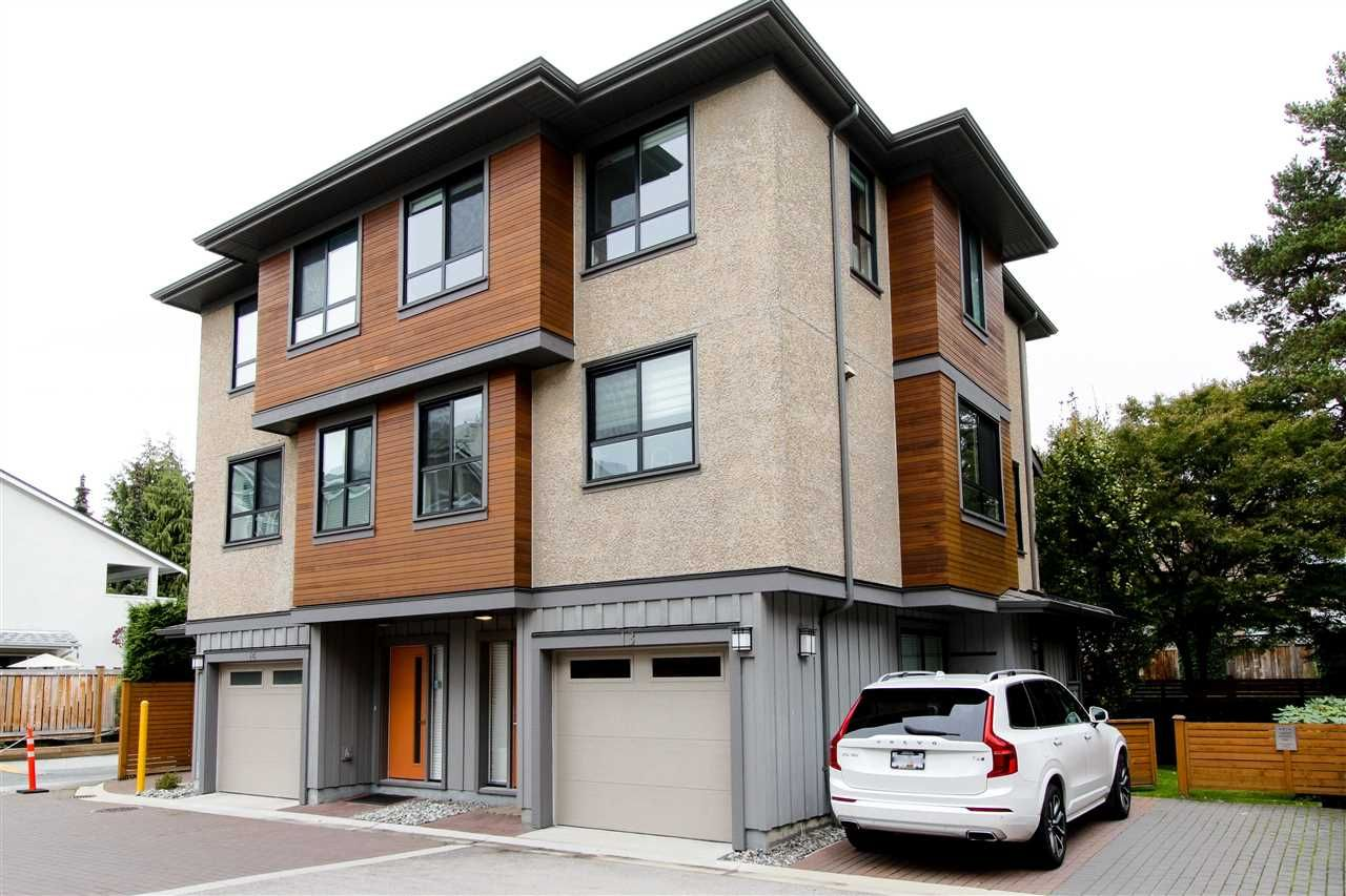 Main Photo: #13 - 7180 Gilbert Rd, in Richmond: Brighouse South Townhouse for sale : MLS®# R2578358