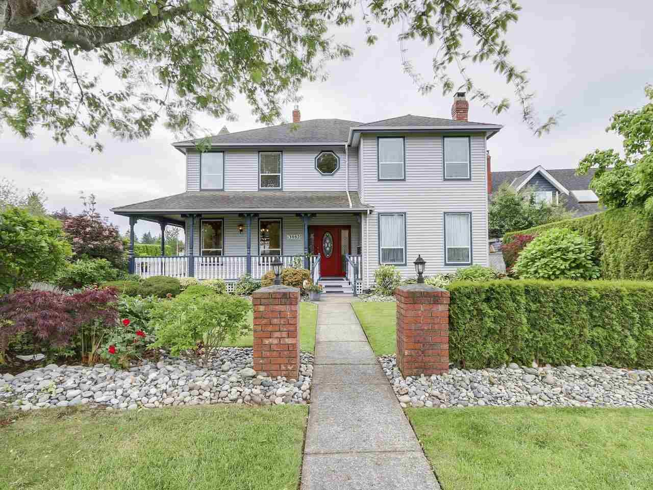 """Main Photo: 13082 19 Avenue in Surrey: Crescent Bch Ocean Pk. House for sale in """"HAMPSTED HEATH"""" (South Surrey White Rock)  : MLS®# R2180899"""