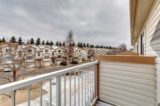 Photo 32: 27 9630 176 Street in Edmonton: Zone 20 Townhouse for sale : MLS®# E4240806