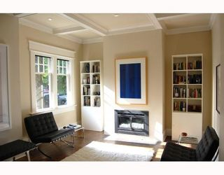 """Photo 3: 901 W 23RD Avenue in Vancouver: Cambie House for sale in """"DOUGLAS PARK"""" (Vancouver West)  : MLS®# V749791"""
