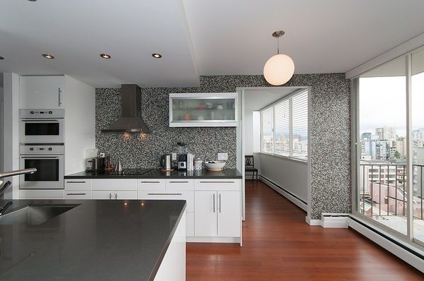 """Photo 7: Photos: 1601 2055 PENDRELL Street in Vancouver: West End VW Condo for sale in """"Panorama Place"""" (Vancouver West)  : MLS®# R2046981"""