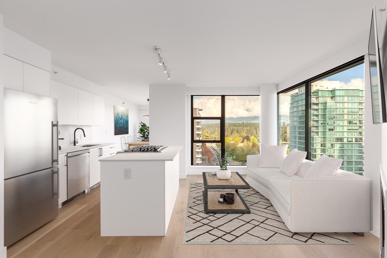 """Main Photo: 1406 1723 ALBERNI Street in Vancouver: West End VW Condo for sale in """"The Park"""" (Vancouver West)  : MLS®# R2625151"""