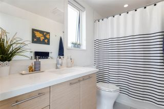 """Photo 10: 3189 ST. GEORGE Street in Vancouver: Mount Pleasant VE Townhouse for sale in """"SOMA Living"""" (Vancouver East)  : MLS®# R2561450"""