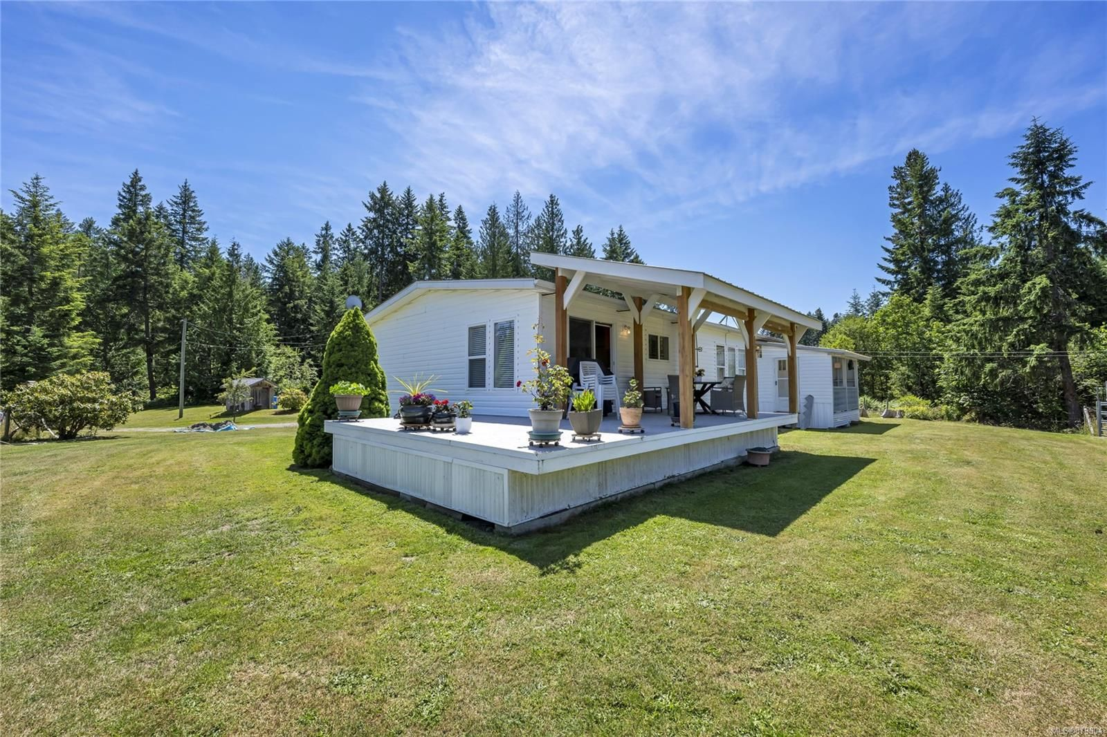 Photo 55: Photos: 3596 Riverside Rd in : ML Cobble Hill Manufactured Home for sale (Malahat & Area)  : MLS®# 879804