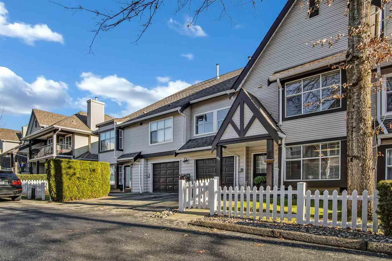 Main Photo: 99 12099 237TH STREET in Maple Ridge: East Central Townhouse for sale : MLS®# R2531261