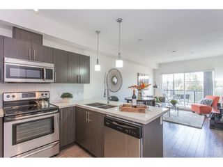 """Photo 2: 208 12070 227 Street in Maple Ridge: East Central Condo for sale in """"Station One"""" : MLS®# R2241707"""