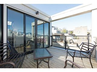 """Photo 10: 954 W 7TH Avenue in Vancouver: Fairview VW Townhouse for sale in """"Era"""" (Vancouver West)  : MLS®# V1003005"""