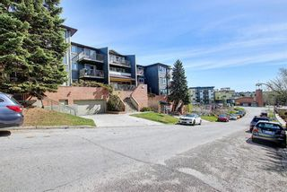 Photo 39: 306 420 3 Avenue NE in Calgary: Crescent Heights Apartment for sale : MLS®# A1105817